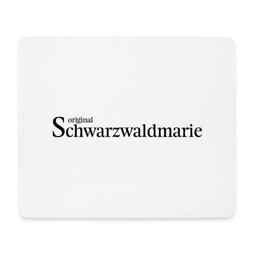 Schwarzwaldmarie - Mousepad (Querformat)