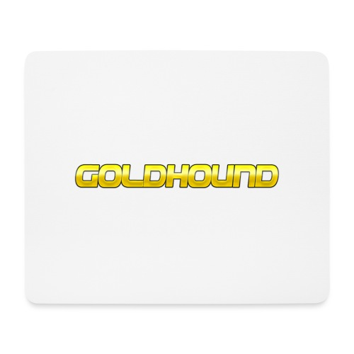 Goldhound - Mouse Pad (horizontal)