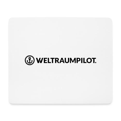 weltraumpilotquer - Mousepad (Querformat)