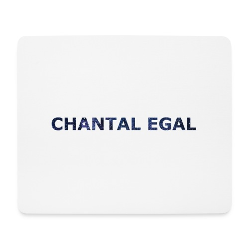 Chantal Egal Electronica Leipzig Ambient - Mouse Pad (horizontal)