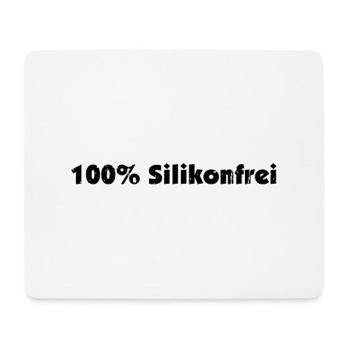 silkonfrei - Mousepad (Querformat)