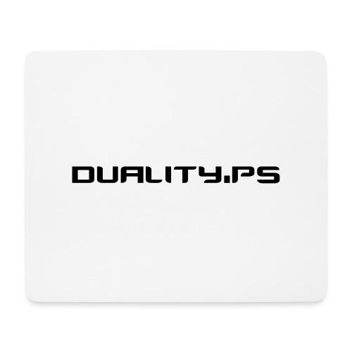 dualitypstext - Musmatta (liggande format)