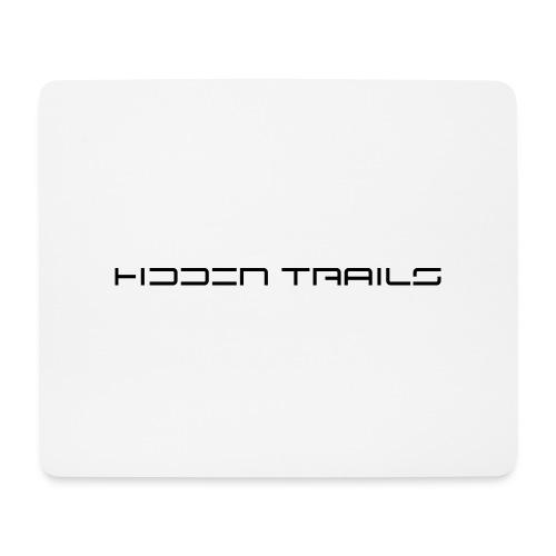 hidden trails - Mousepad (Querformat)