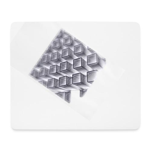 squares - Mouse Pad (horizontal)