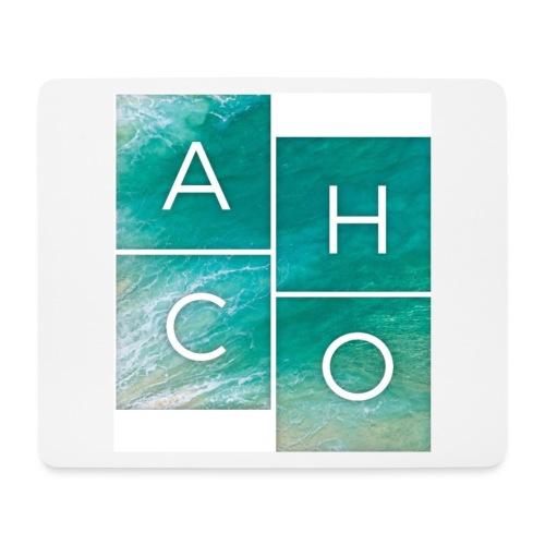 ACHO sea - Alfombrilla de ratón (horizontal)