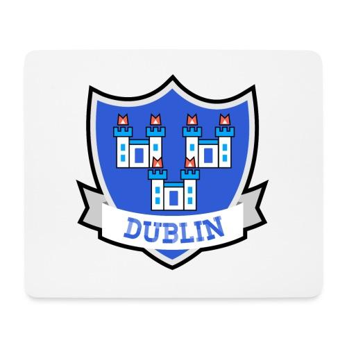 Dublin - Eire Apparel - Mouse Pad (horizontal)