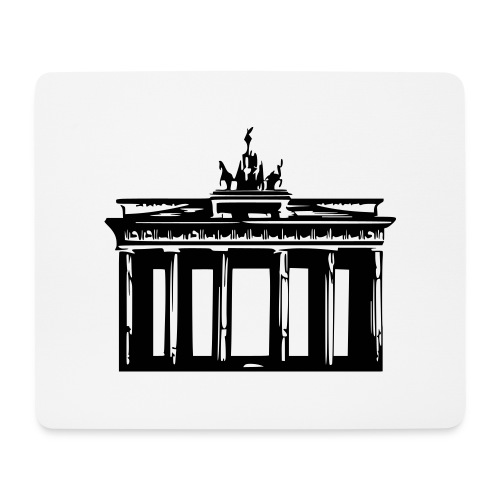 Brandenburger Tor - Mousepad (Querformat)