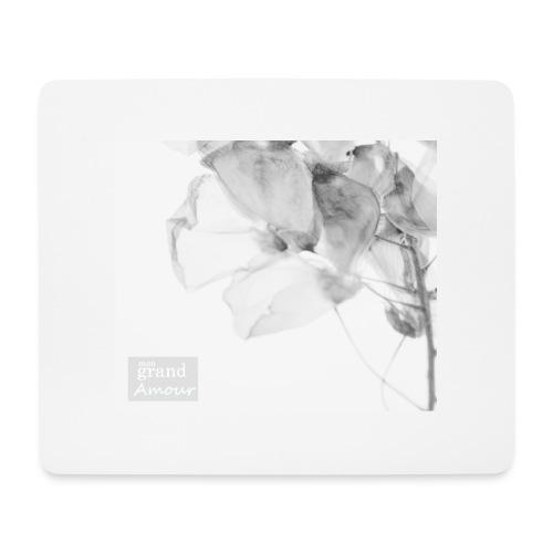 petale mongrandamour - Tapis de souris (format paysage)