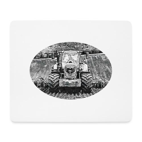 Ackerschlepper - Mousepad (Querformat)