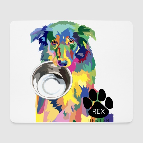 #AdoptDontShop - Mouse Pad (horizontal)