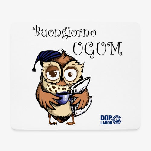06 UGUM - Tappetino per mouse (orizzontale)