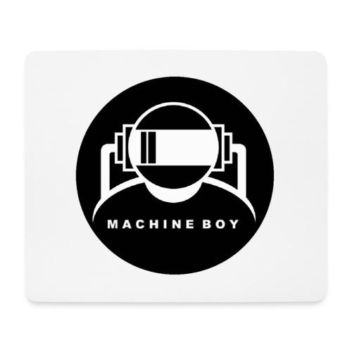 Machine Boy Black - Mouse Pad (horizontal)