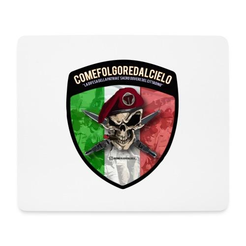Logo - comefolgoredalcielo - Tappetino per mouse (orizzontale)