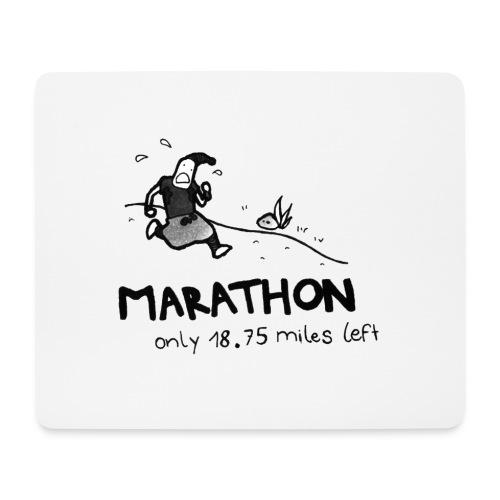 marathon-png - Podkładka pod myszkę (orientacja pozioma)
