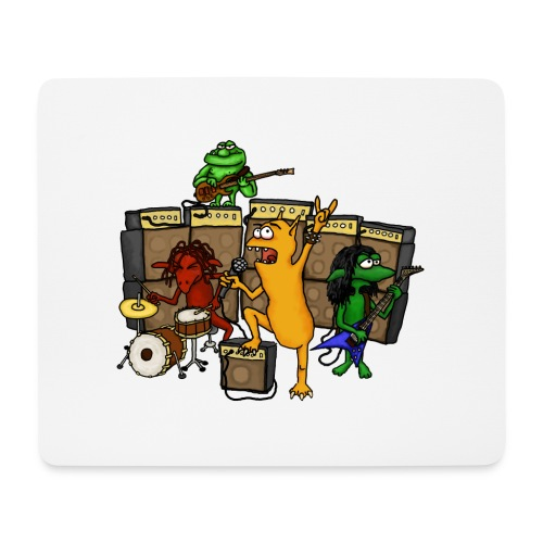 Kobold Metal Band - Mouse Pad (horizontal)