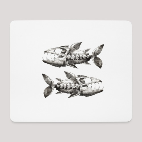 FishEtching - Mouse Pad (horizontal)