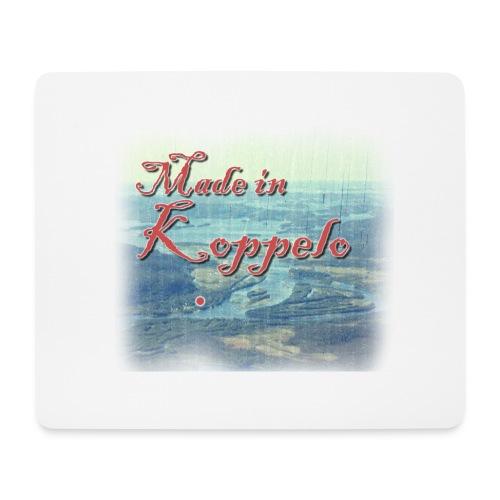 Made in Koppelo lippis - Hiirimatto (vaakamalli)