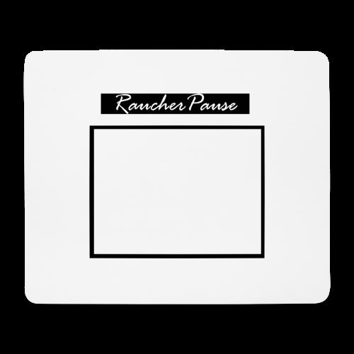 RaucherPause - Mousepad (Querformat)