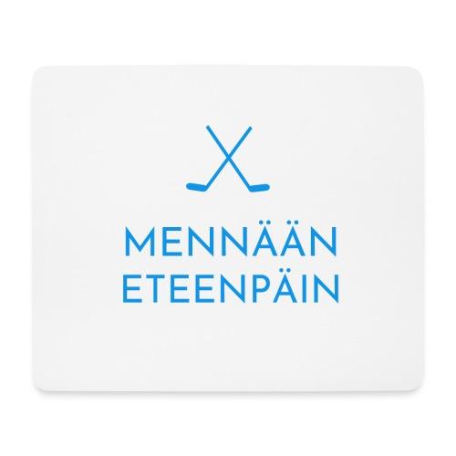 Mennaeaen eteenpaein sininen - Hiirimatto (vaakamalli)