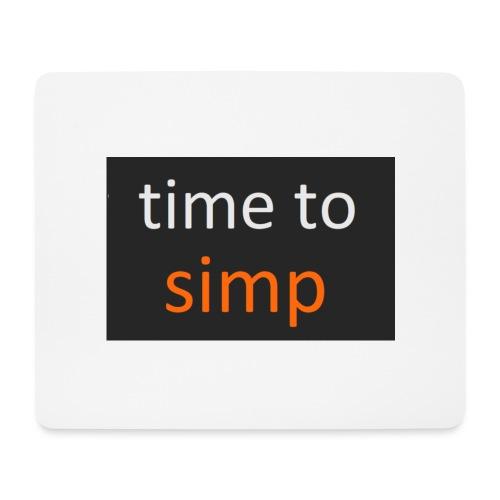 simping time - Muismatje (landscape)