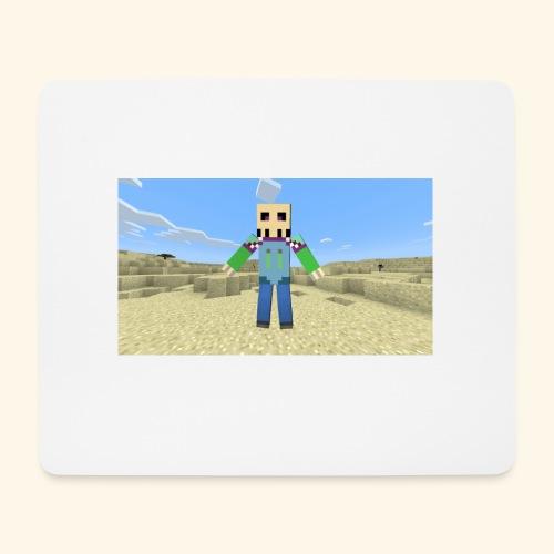 Skullriver buttons - Mousepad (Querformat)