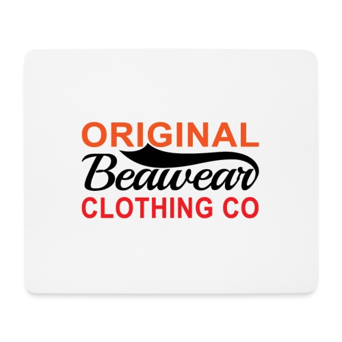 Original Beawear Clothing Co - Mouse Pad (horizontal)