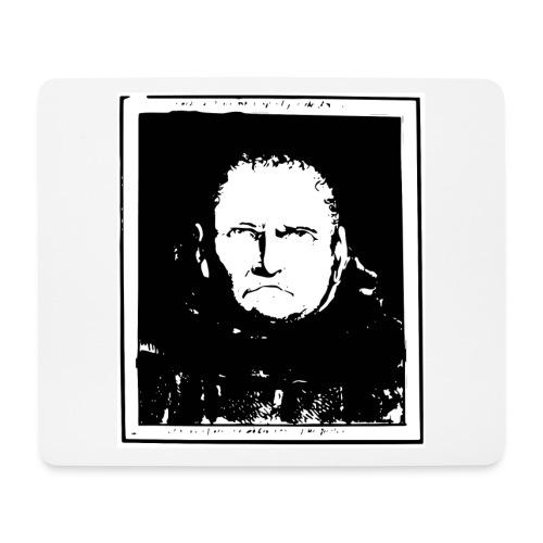 Gesicht Lavater - Mousepad (Querformat)