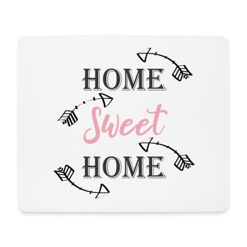 Hygge Hogar dulce hogar - Alfombrilla de ratón (horizontal)