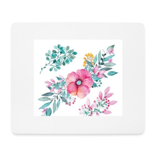 Fleurs - Tapis de souris (format paysage)