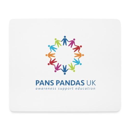 PANS PANDAS UK - Mouse Pad (horizontal)