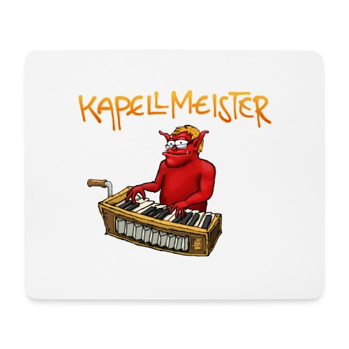 Kapellmeister - Mouse Pad (horizontal)