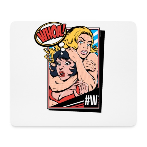 WHOATV OFFICIAL - Mouse Pad (horizontal)