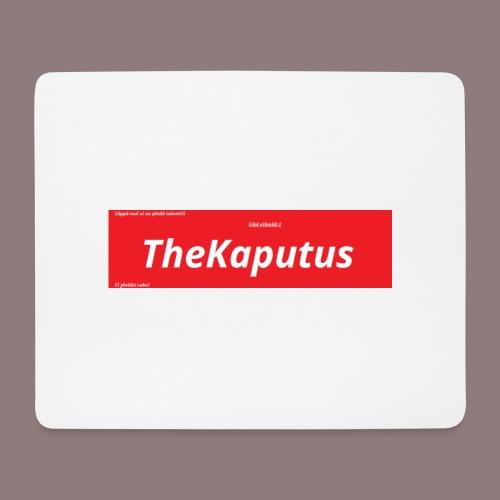 TheKaputus Merch - Hiirimatto (vaakamalli)