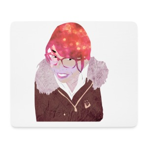 Yuri the traveler - Mouse Pad (horizontal)