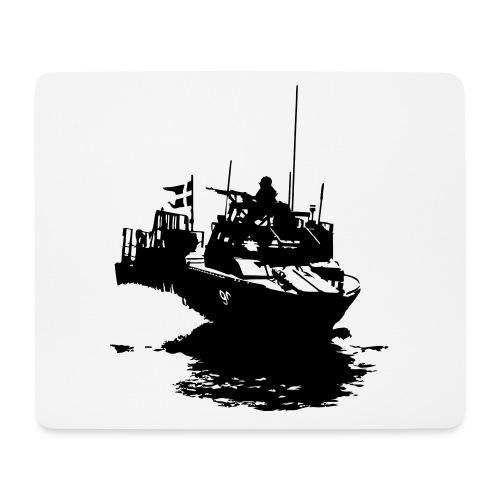 Combat Boat 90 - Stridsbåt 90 - Musmatta (liggande format)