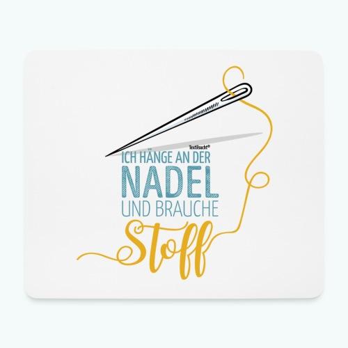 Nähen Nadel Frauen Spruch Handarbeit - Mousepad (Querformat)