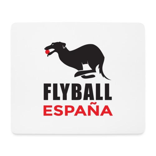 Flyball españa - Alfombrilla de ratón (horizontal)