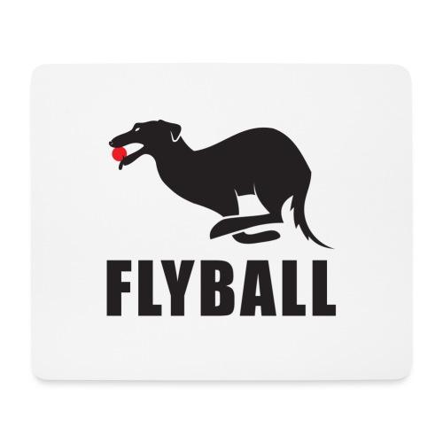 Flyball - Alfombrilla de ratón (horizontal)