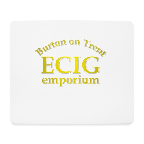 logo-gold - Mouse Pad (horizontal)