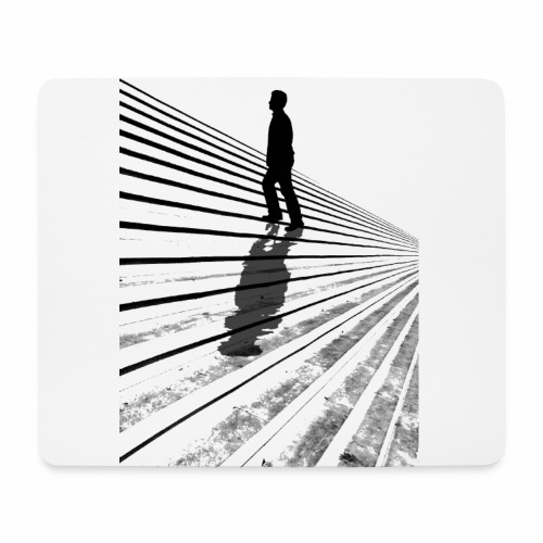 Stairs - Mouse Pad (horizontal)