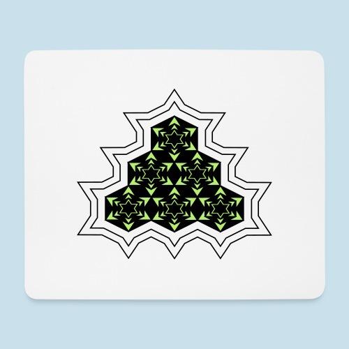 Stern - Mousepad (Querformat)