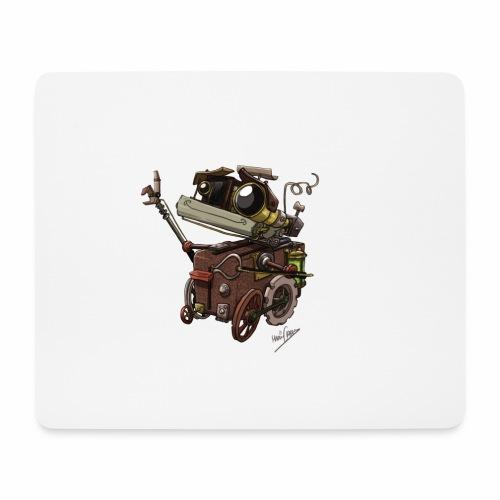 Bout 2 Robot - Mouse Pad (horizontal)