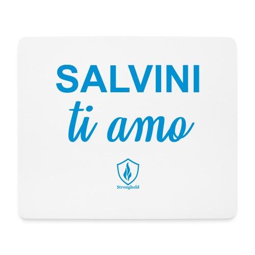 Salvini ti amo - Mousepad (Querformat)