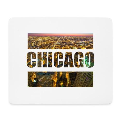 Chicago - Mousepad (Querformat)