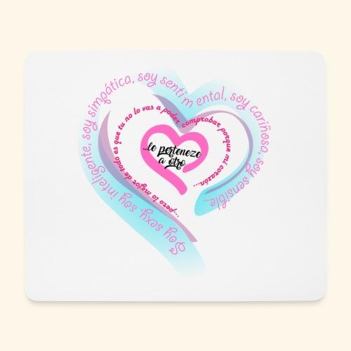 Corazón Ajeno - Alfombrilla de ratón (horizontal)