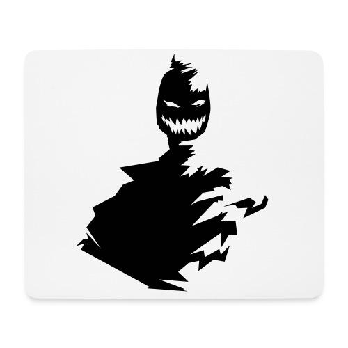 t shirt monster (black/schwarz) - Mousepad (Querformat)