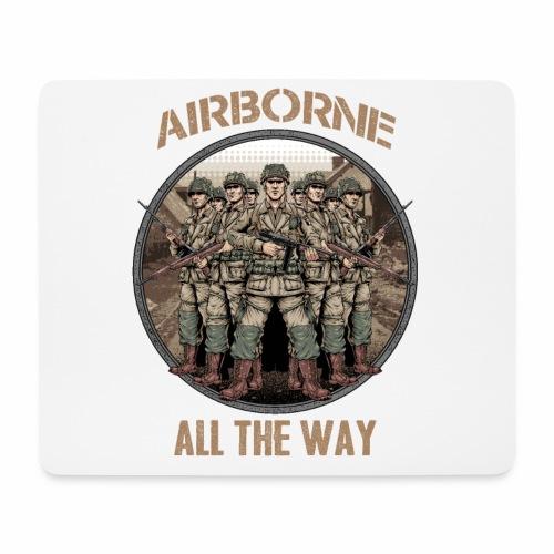 Airborne - Tout le chemin - Tapis de souris (format paysage)