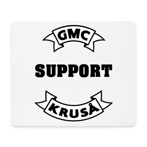 GMC SUPPORT - Mousepad (bredformat)