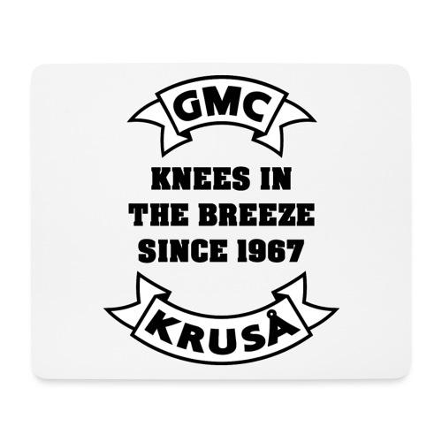 KNEES i BREEZE siden 1967 - Mousepad (bredformat)