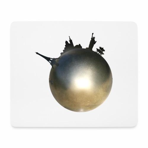 Boule de Pétanque Mondial - Tapis de souris (format paysage)